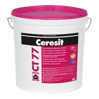 CERESIT   CT 77   BASE 2014   mozaiková omítka   zrno 1,4 – 2,0 mm   25kg