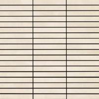 CEMENTI blanco   mosaic   30x30   2x10   01S   natural   rekt   R9
