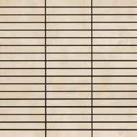 CEMENTI beige   mosaic   30x30   2x10   01S   natural   rekt   R9