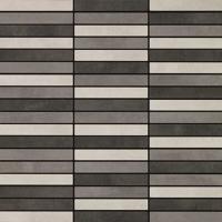CEMENTI mix   mosaic   30x30   2x10    natural   rekt   R9
