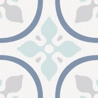 MALLORCA portlas | decor | 25x25 | 01S | R10