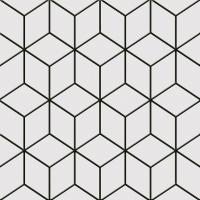 ALHAMBRA negro | decor | 25x25 | 01S | R10