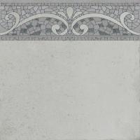 COTTO gris cenefa | decor | průběh | 33x33 | 01S