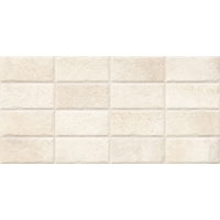 PORTOBELLO brick ivory | decor | 33x67 | 01S