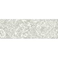 MAGIC white flower | decor | 25x75 | 01S